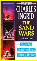 Sand Wars Volume 1 Solar Kill Lasertown Blue