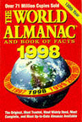 1998 World Almanac & Book Of Facts