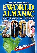 The World Almanac and Book of Facts 2006 (World Almanac & Book of Facts)