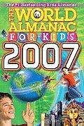 World Almanac For Kids 2007