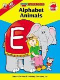 Alphabet Animals: Grade PK-1 (Home Workbooks)