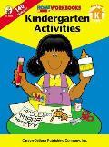 Kindergarten Activities Kindergarten Activities (Home Workbooks Home Workbooks)