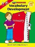 Vocabulary Development, Grade K (Home Workbooks)
