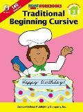 Traditional Beginning Cursive, Grade 3 (Home Workbooks Home Workbooks)