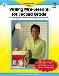 Writing Mini Lessons For Second Grade