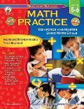 Math Practice (Grades 5-6): Reinforce and Master Basic Math Skills (Skills for Success)