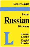 Langenscheidt's pocket Russian dictionary :Russian-English, English-Russian