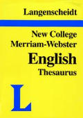 New College Thesaurus