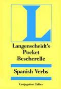 Langenscheidts Pocket Spanish Verbs