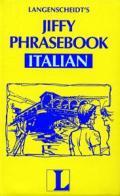 Jiffy Phrasebook Italian