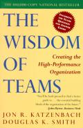 Wisdom Of Teams Creating The High Perfor