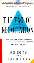 Tao Of Negotiation