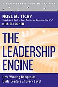 The Leadership Engine: How Winning Companies Build Leaders at Every Level (Harper Business Essentials) Cover