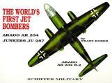 Worlds First Jet Bombers Arado Ar 234 Junkers Ju 287