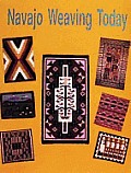Navajo weaving today Cover
