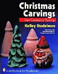 Christmas Carvings from Commercial Turnings