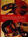 Vintage Flying Helmets Aviation Head G