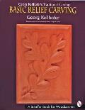 Georg Keilhofers Traditional Carving Basic Relief Carving