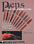 Pens from the Wood Lathe