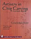 Artistry In Chip Carving A Lyrical Style