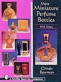 More Miniature Perfume Bottles