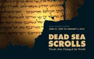 Dead Sea Scrolls: Words That Changed the World