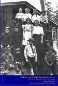 Children in English-Canadian Society: Framing the Twentieth-Century Consensus