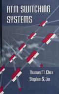 ATM Switching Systems (Artech House Telecommunications Library) Cover