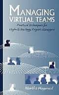 Managing Virtual Teams (Artech House Professional Development Library) Cover