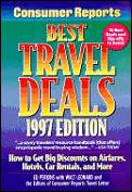 Consumer Reports 1997 Best Travel Deals