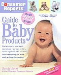 Consumer Reports Guide To Baby Products 7th Edition