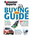 The Buying Guide 2004 (Consumer Reports Buying Guide)