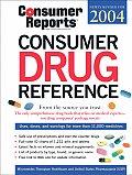 Consumer Drug Reference 2004