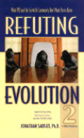 Refuting Evolution 2 Cover