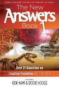 New Answers Book Over 25 Questions on Creation Evolution & the Bible