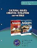 Cultural Issues: Creation/Evolution and the Bible Parent Lesson Planner