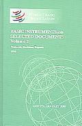 Basic Instruments and Selected Documents: Protocols, Decisions, Reports: 1996 Geneva, January 2005 (Wto Basic Instruments and Selected Documents Suppl