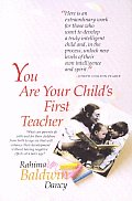 You Are Your Childs First Teacher