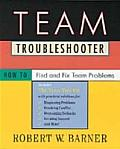 Team Troubleshooter How to Find & Fix Team Problems