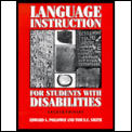 Language Instruction For Students With D