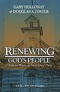 Renewing Gods People A Concise History