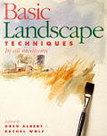 Basic Landscape Techniques Cover