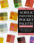 Acrylic Painter's Pocket Palette Cover