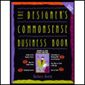 The Designer's Commonsense Business Book