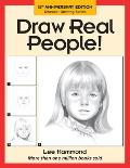 Draw Real People! Cover