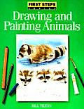 Drawing & Painting Animals First Steps