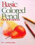 Basic Colored Pencil Techniques Cover