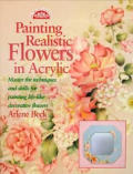 Painting Realistic Flowers in Acrylic Cover