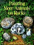 Painting More Animals on Rocks Cover