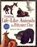 Creating Life Like Animals in Polymer Clay
